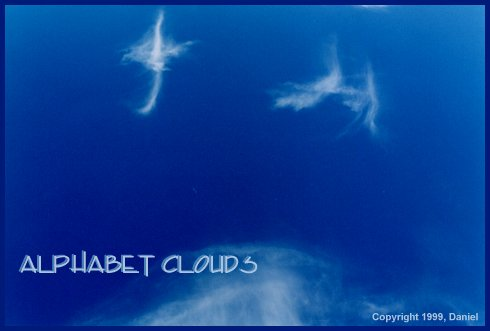 Alphabet Clouds